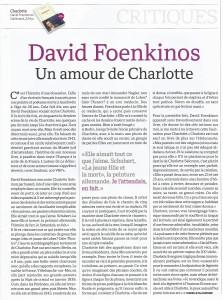 """L'Hebdo, 28 août 2014, supplément """"Le meilleur de la rentrée littéraire""""."""