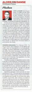 L'Hebdo, 28 août 2014. LIRE