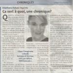 Chronique RNV 1